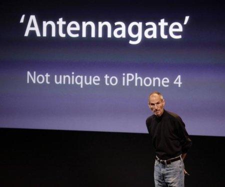 El iPhone pierde ventas a causa del Antennagate ¿Pero se lo merece?