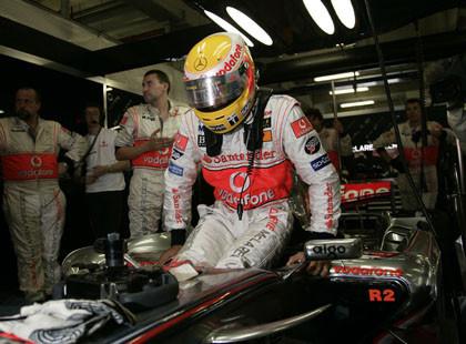 Otra ventaja de Hamilton sobre Alonso en Brasil
