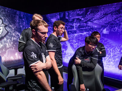 LCS EU: Unicorns of Love confirma la crisis de G2 Esports