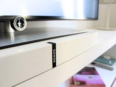 Sonos Playbase, una base de sonido que incorpora un subwoofer en sus entrañas