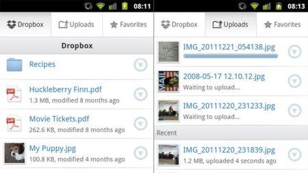 Dropbox 2.0 llega a Android con importantes novedades