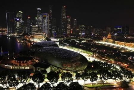 Los horarios del Gran Premio de Singapur