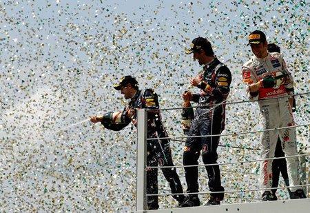 La temporada de Fórmula 1 acaba con una victoria de Mark Webber