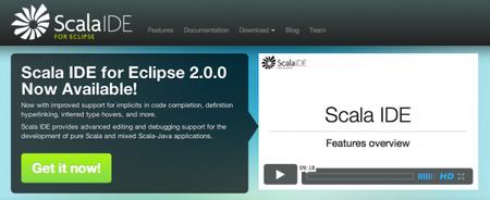 Scala IDE para Eclipse 2.0, nuevas funcionalidades y mayor integración