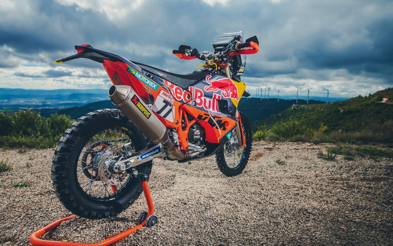 Foto de KTM 450 Rally Dakar 2019 (86/116)