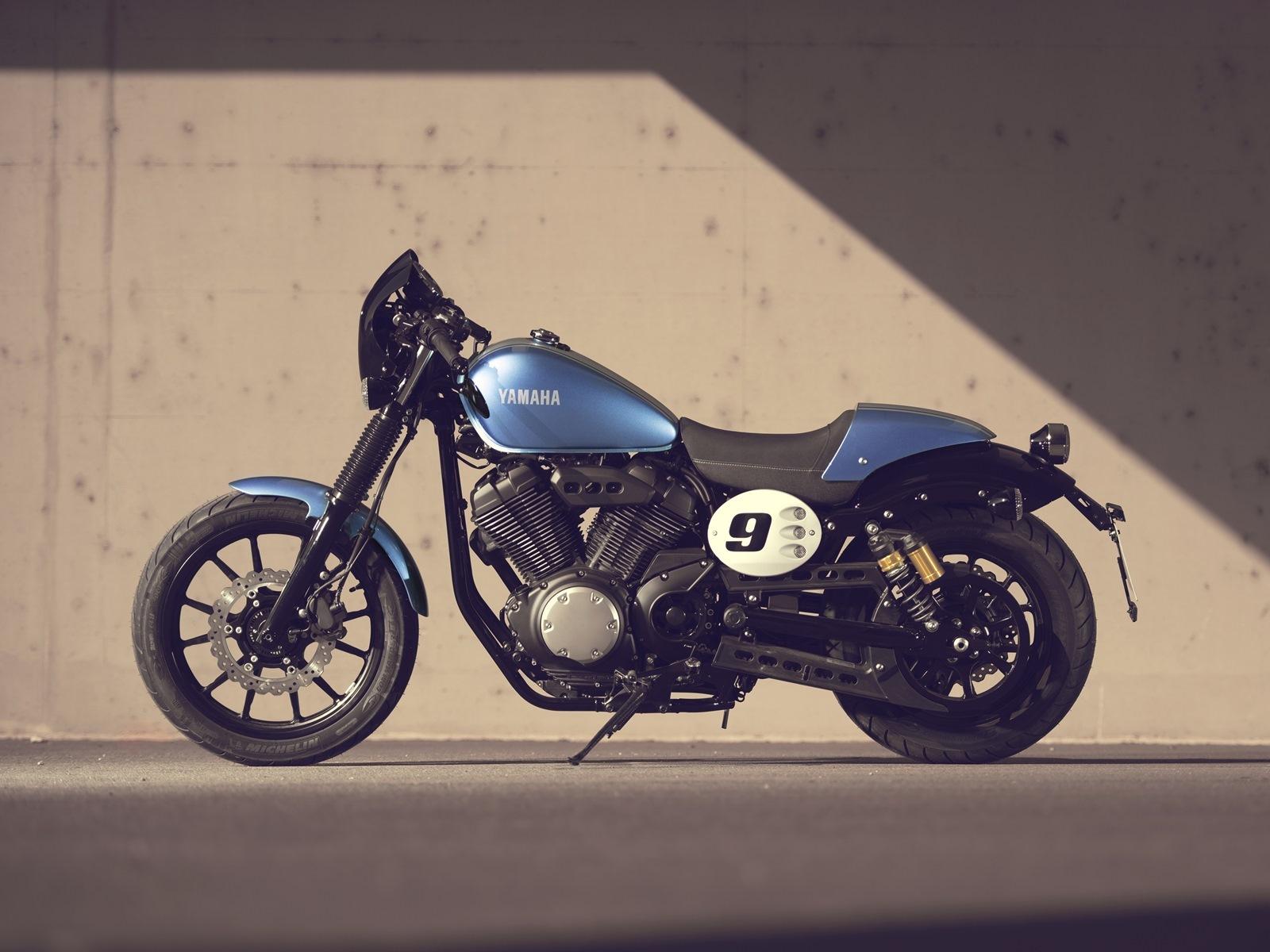 Foto de Yamaha XV950 Racer (26/33)