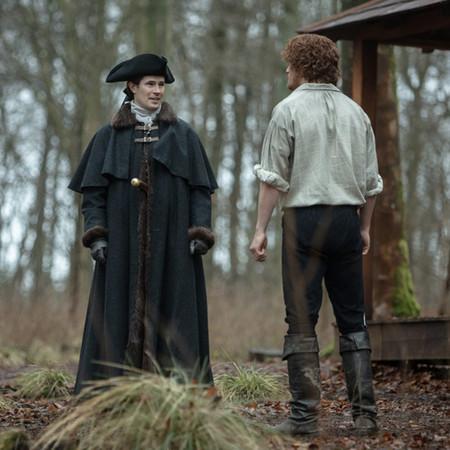 Todo Lo Que Sabemos De La Temporada 5 De Outlander