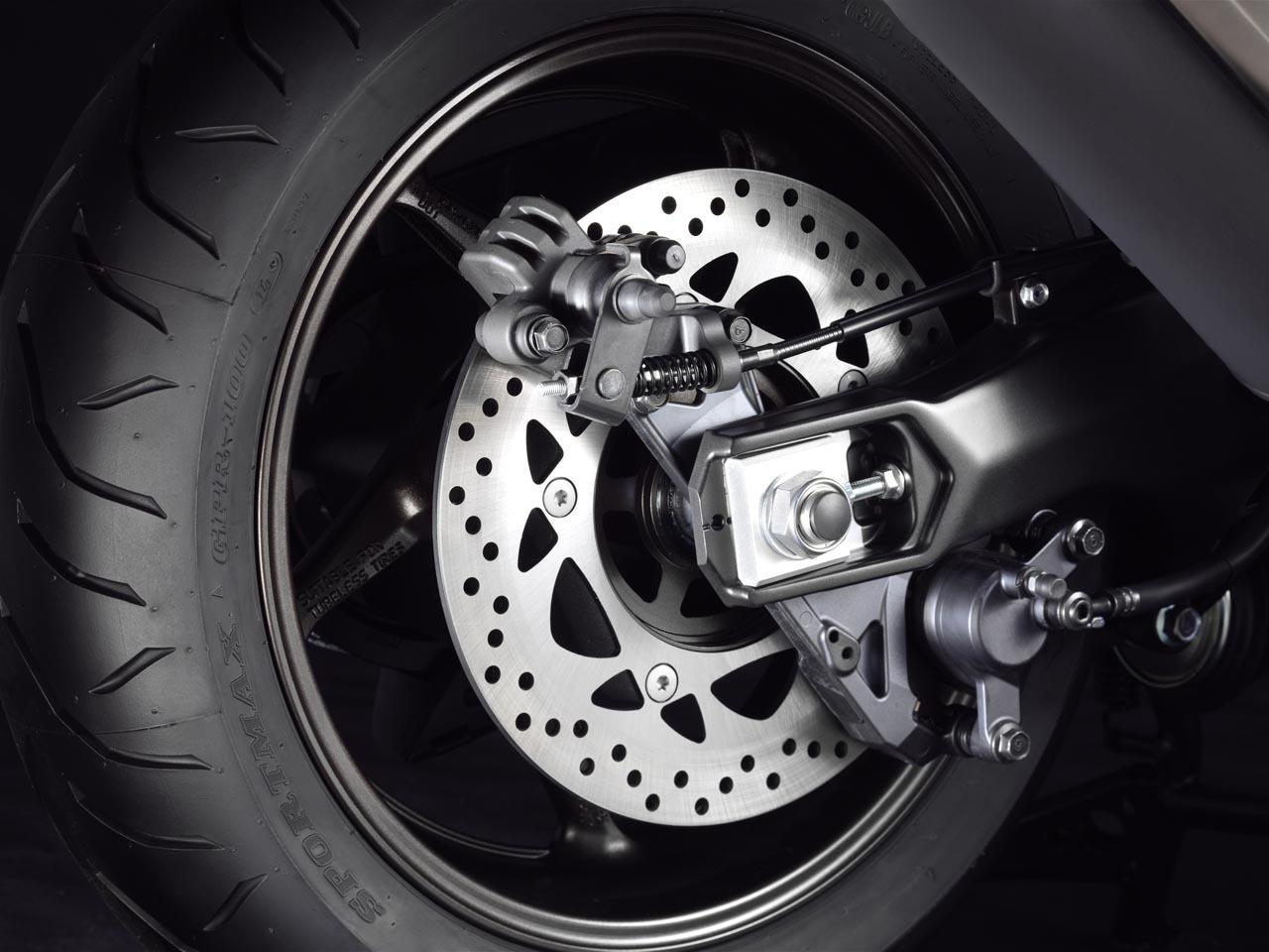 Foto de Yamaha T-Max 2012, detalles (10/32)