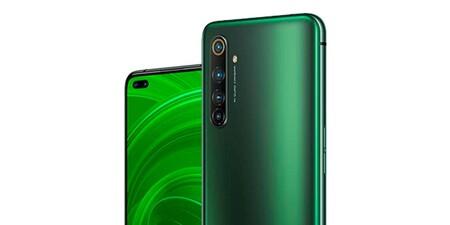 Realme X50 Pro Verde 2