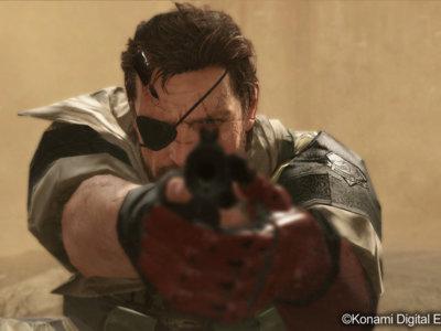 La beta abierta de Metal Gear Online arranca en PC
