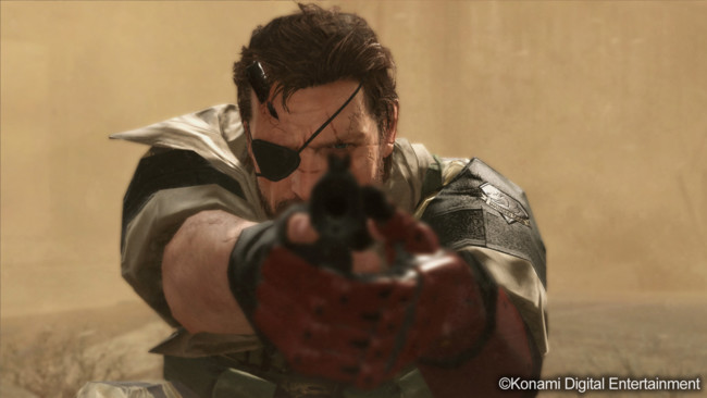 Metal Gear Online 3 Mgs 5 Phantom Pain 09