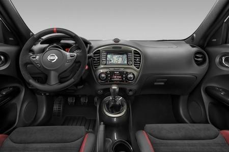 Nissan Juke Nismo RS 30 Aniversario - interior