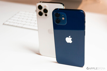 iPhone 12 y iPhone 12 pro