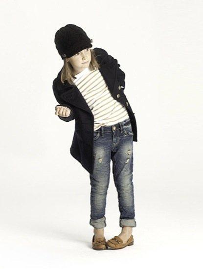 Zara, colección Otoño-Invierno 2010/2011: la ropa para los niños y las niñas X