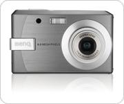 Nuevas cámaras de BenQ: C740i y E820
