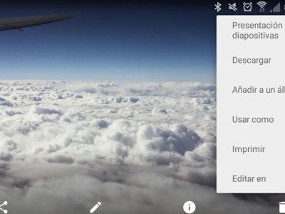 Google Fotos incluye la función de pase de diapositivas para ver tus fotos