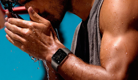 Apple Watch resistente al agua