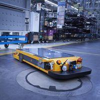 BMW está desarrollando junto a NVIDIA cinco robots dotados de redes neuronales para mejorar la producción de coches