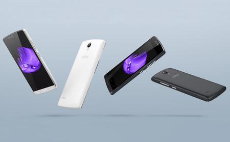 Neffos, los smartphones que TP-Link ha empezado a vender en México