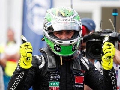 Nelson Piquet Jr, flamante primer campeón de la Fórmula E