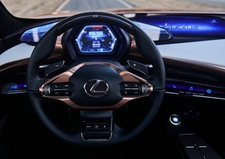 Lexus Lf 1 Limitless Concept 2018 1280 27