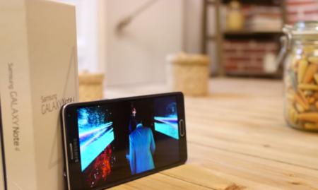 """Samsung prepara una versión """"Plus"""" del Galaxy Note 4"""