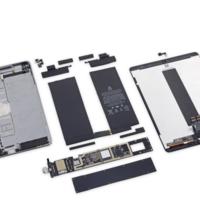 Así es el iPad Pro de 10,5 pulgadas por dentro, más bien un iPad de 12,9 reducido que un iPad de 9,7 ampliado