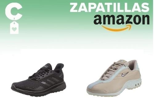 Chollos en tallas sueltas de zapatillas Adidas, Nike o New Balance por menos de 40 euros en Amazon