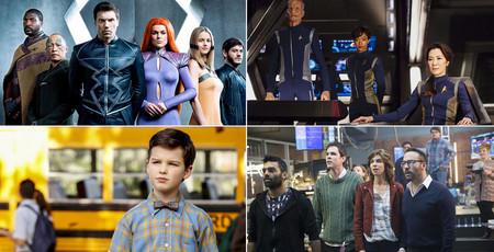 La megaguía de series estadounidenses que se estrenan en otoño (2017)