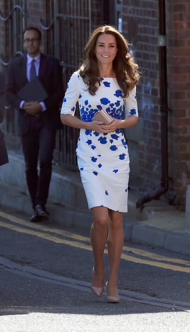 El día en el que el Príncipe Carlos le dijo a Kate Middleton que STOP