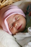 La sonrisa angelical: reflejo del bebé