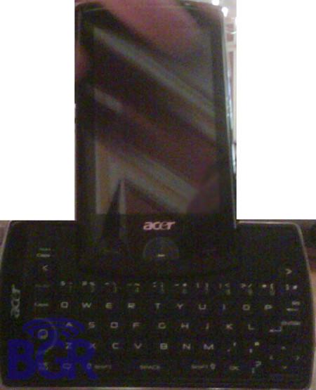 ¿Será éste el modelo de Acer para el MWC?