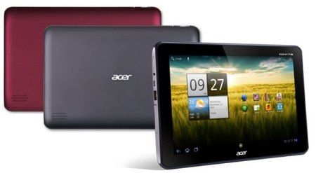 Acer Iconia Tab A200 llegará en 330 dólares
