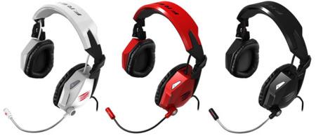 Mad Catz lanza los F.R.E.Q 7, unos auriculares 7.1 para PC y dispositivos móviles