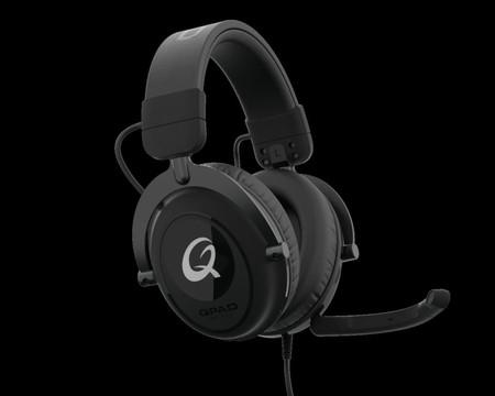 QPAD presenta los QH-700: nuevos auriculares gaming conectados por cable y con un sobrio diseño