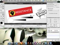 Chocoflop, un editor de imágenes en desarrollo