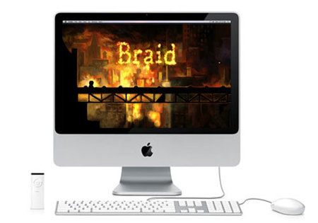 'Braid' ya disponible para Mac