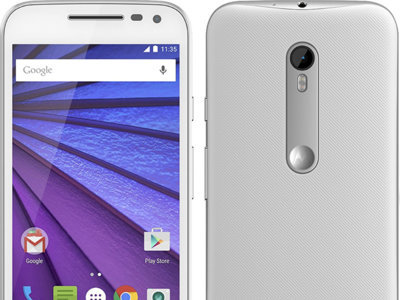El Motorola Moto G 2015 muestra su aspecto final en imágenes de prensa