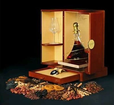cognac - cuvee
