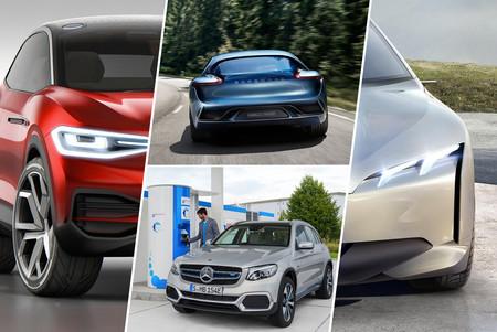 Los 8 prototipos vistos en Frankfurt que marcarán el rumbo de la próxima década