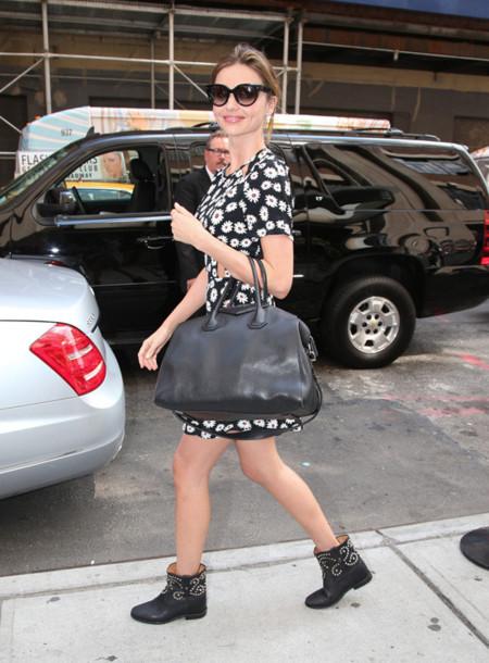 Miranda Kerr look TopShop