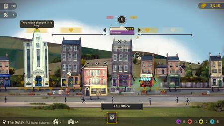 Buildings Have Feelings Too!, el juego que demostrará que los edificios son más que simples construcciones, llegará a finales de abril