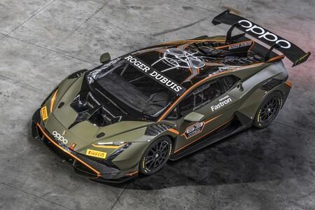 Lamborghini Huracan Super Trofeo Evo2 2021 009