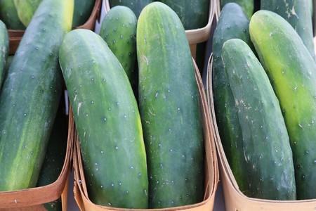 Cuales Son Verduras Temporada Puedes Disfrutar Septiembre Recetas Pepinos
