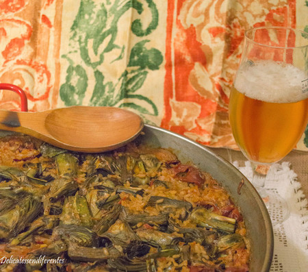 Paseo gastronómico - Paella - 3