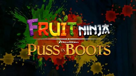 'Fruit Ninja: Puss in Boots', segunda parte del mítico juego de iPhone