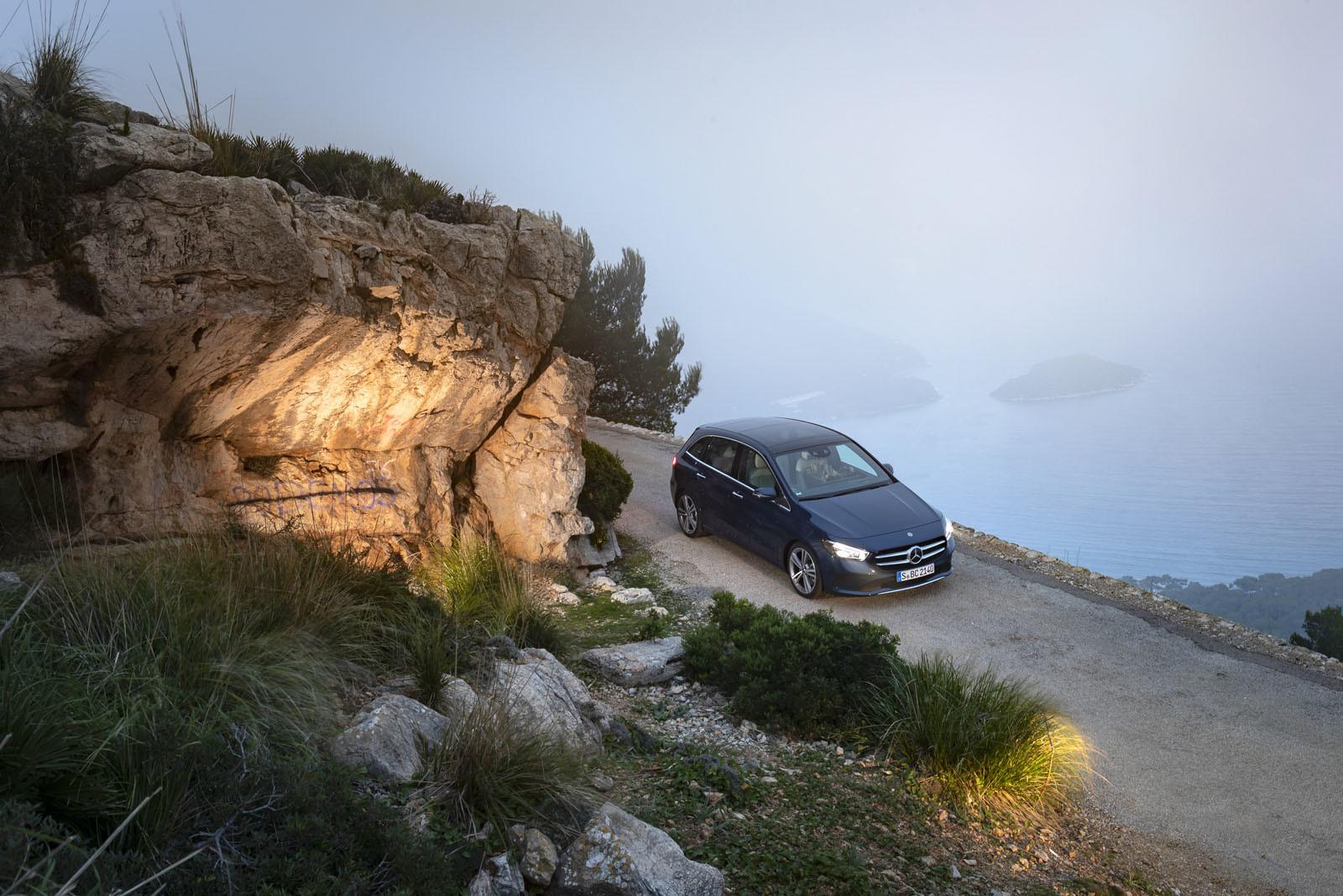 Foto de Mercedes-Benz Clase B 2019 (9/157)