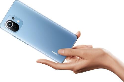 Xiaomi Mi 11: la nueva bestia de Xiaomi es su primer smartphone con Snapdragon 888, pantalla 2K a 120 Hz y sin cargador en la caja