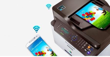 Nueva familia de impresoras láser NFC Samsung Xpress C410, C460, M2020 y M2070