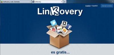 Linkovery, tu escritorio en la nube. A fondo